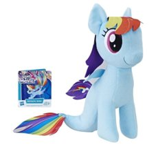 My Little Pony Plusz, Rainbow Dash Sea Pony