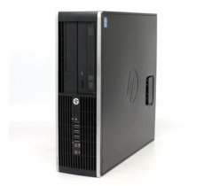HP Inc. Komputer poleasingowy Compaq Pro 6300 SFF I5-3470 4GB 500GB DVD-RW NO-OS (Windows 7 Home COA) Gwarancja 12M