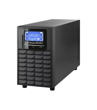 PowerWalker UPS ON-LINE 2000VA 4X IEC OUT, USB/RS-232, LCD,     TOWER