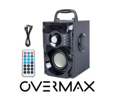 OVERMAX SOUNBEAT 2.0 FM,BT,MP3 PILOT,PRZENOŚNY,FM,BT