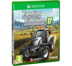 CD Projekt FARMING SIMULATOR 2017 XBOX ONE