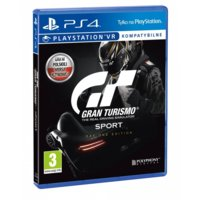 Sony Gra PS4 Gran Turismo Sport Stand+ PL