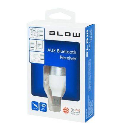 BLOW Adapter/Transmiter BT USB-AUX IN