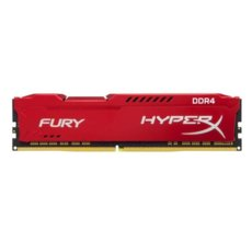 HyperX DDR4 Fury Red 16GB/2133 CL14