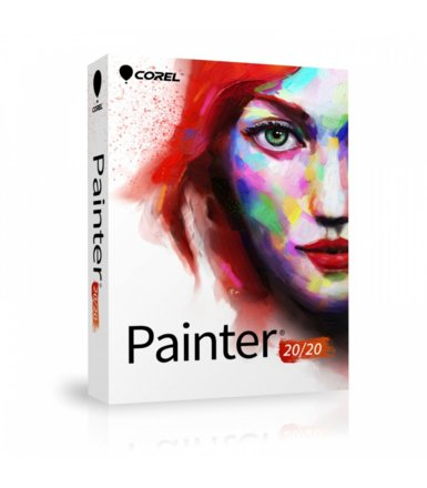 Corel Painter 2020 ML Box          PTR2020MLDP