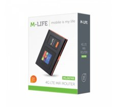 M-LIFE  ROUTER MOBILNY LTE