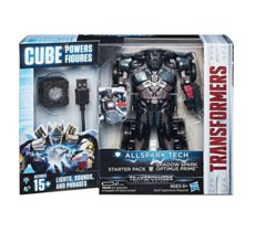 TRANSFORMERS MV5 All Starter Pack Jupiter, Allspark