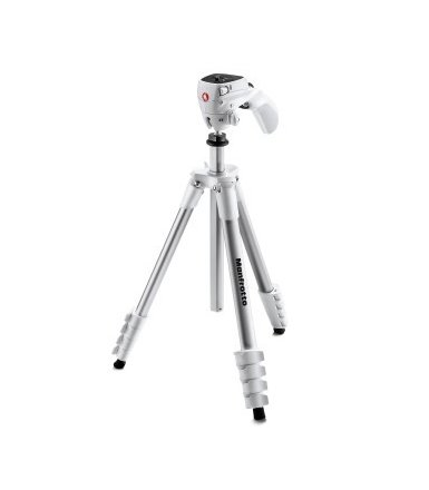 MANFROTTO STATYW COMPACT ACTION BIAŁY
