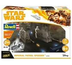 Star Wars Imperia l Patrol SPE Build&Play