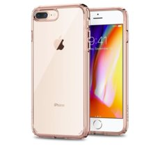SPIGEN SGP  Ultra Hybrid 2 Rose Crystal iPhone 7 Plus/8 Plus