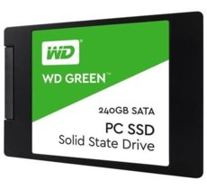 Western Digital Green SSD 240GB SATA 2,5'' WDS240G2G0A