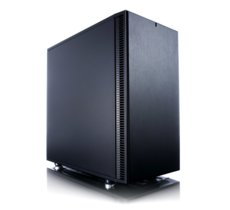 Fractal Design Define Mini C Black 3,5'HDD/2.5'SDD uATX/ITX