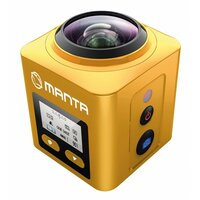 Manta 360 Degree 4k Sport Camera MM9360