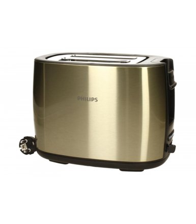 Philips Toster 950W oliwka                HD2628/10