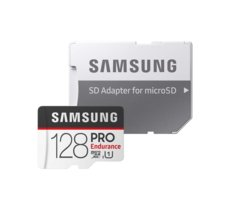 Samsung MB-MJ128GA/EU Pro Endurance 128GB + Adapter