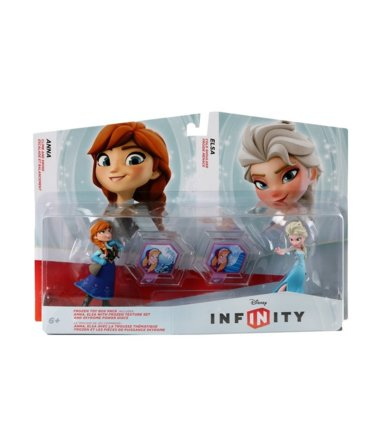 Disney Infinity - Toy Box Set: Frozen