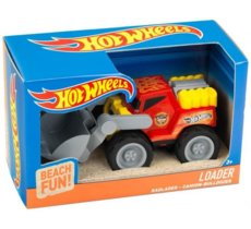 Buldożer Hot Wheels 1:24