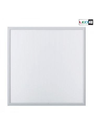 Maclean Panel LED sufitowy slim 40W Warm white 2800-3200K Led4U LD150W 60x60mm raster