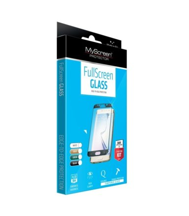 MyScreen Protector  DIAMOND Edge 3D Szkło do SAMSUNG GALAXY S7 Edge Złoty