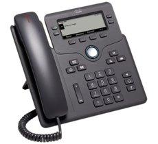 Cisco IP Phone 6841 with power adapter 4SIP
