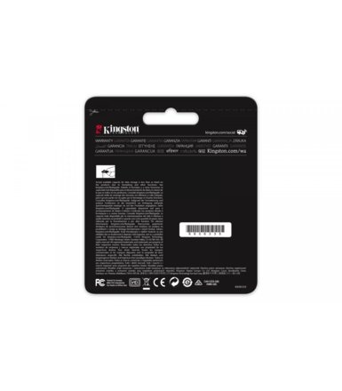 Kingston SD  64GB Canvas Go 90/45MB/s CL10 U3 V30
