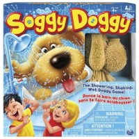 Gra Soggy Doggy Mokry psiak