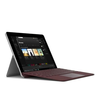 Microsoft Surface GO 4415Y/8GB/128GB/HD615/10 Commercial Silver JTS-00003