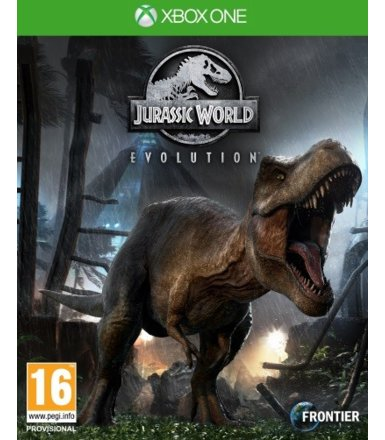 Cenega Gra Xbox Jurassic World Evolution
