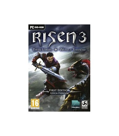 Cenega Risen 3: Titan Lords PC