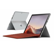 Microsoft Surface Pro 7 Platinum 256GB/i5/16GB/12.3 Win10Pro Commercial PVS-00003