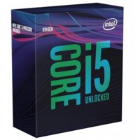 Intel CPU Core i5-9600K BOX 3.70GHz, LGA1151