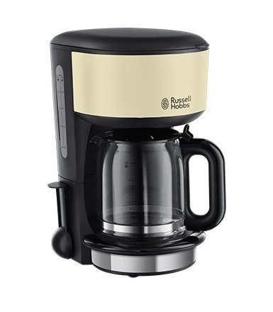 Russell Hobbs Ekspres przelewowy Colours cream   20135-56
