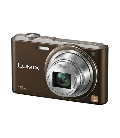 Panasonic Lumix DMC-SZ3 brown