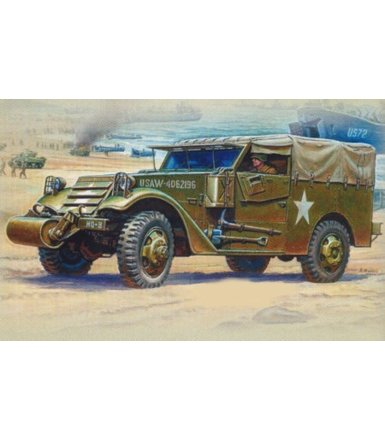 M3 Armored Scout Car
