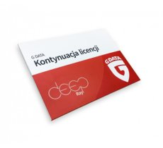 G DATA AntiVirus KONTYNUACJA 3PC 1ROK BOX