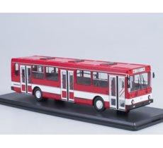 LIAZ-5256 City Bus (red/white)