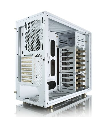 Fractal Design Define R5 Window White Gold OEM ATX/uATX/mITX