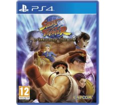 Cenega Gra PS4 Street Fighter 30th Anniversary Collection