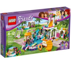 LEGO Friends Basen w Heartlake GXP-626069
