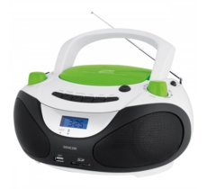Sencor Radioodtwarzacz CD SPT 3228WG CD/MP3/USB/SD Bluetooth