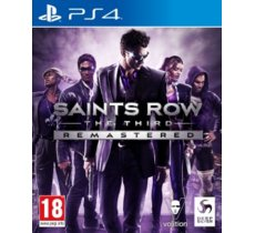 KOCH Gra PS4 Saints Row The Third Remastered