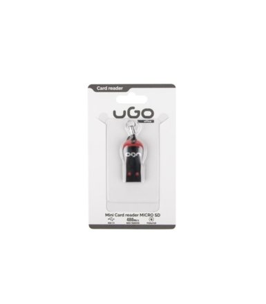 UGo Mini czytnik micro SD 480 MB/s