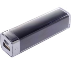 Tracer Power bank 2600 mAh czarny