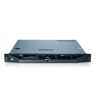Dell R220 E3-1220 4GB 2x1TB S110 DVD-ROM