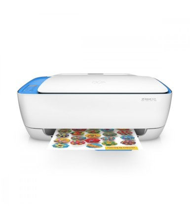 HP Inc. DeskJet 3639 All-in-ONE  F5S43B