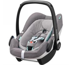 Maxi Cosi Fotelik Pebble Plus Concrete Grey