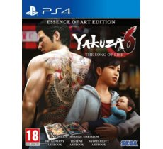 Cenega Gra PS4 YAKUZA 6 The Song Of Life