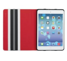 "Trust Reverso Reversible Folio for 7-8"" tablets - black/red"