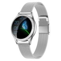 ORO-MED Smartwatch Oro Smart Crystal Srebry