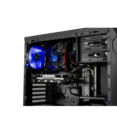OPTIMUS E-Sport MH310T-CR16 i5-8400/8GB/1TB+240/1050 2GB/W10